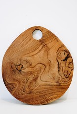 Everyday Oval Teak Board