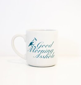 Everyday Good Morning A**hole Mug