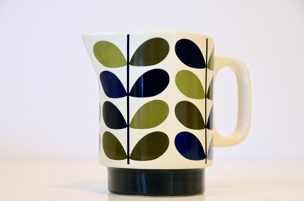 Everyday Orla Kiely 70's Milk Jug