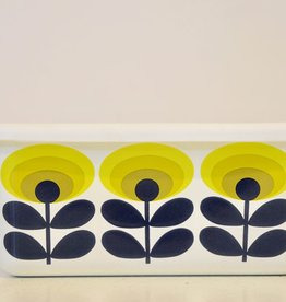 Everyday Orla Kiely Oval 70's Medium Storage Container