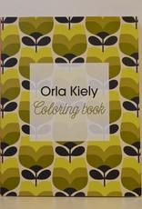 Everyday Orla Kiely Colouring Book