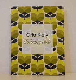 Everyday Orla Kiely Colouring Book