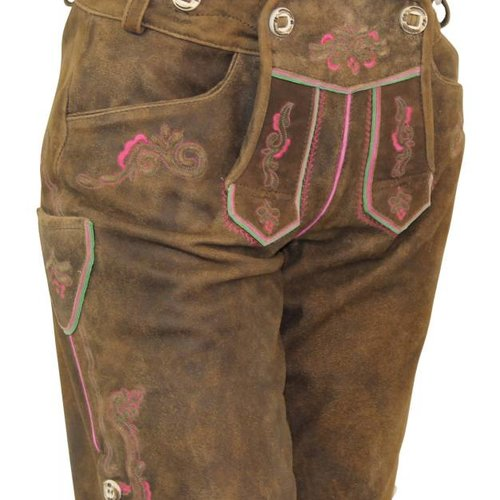 Lederhosen Micha Short