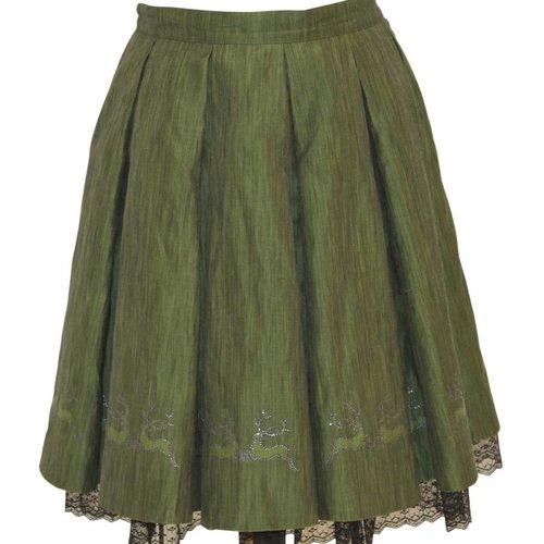 Skirt Salome Green 32 / 0