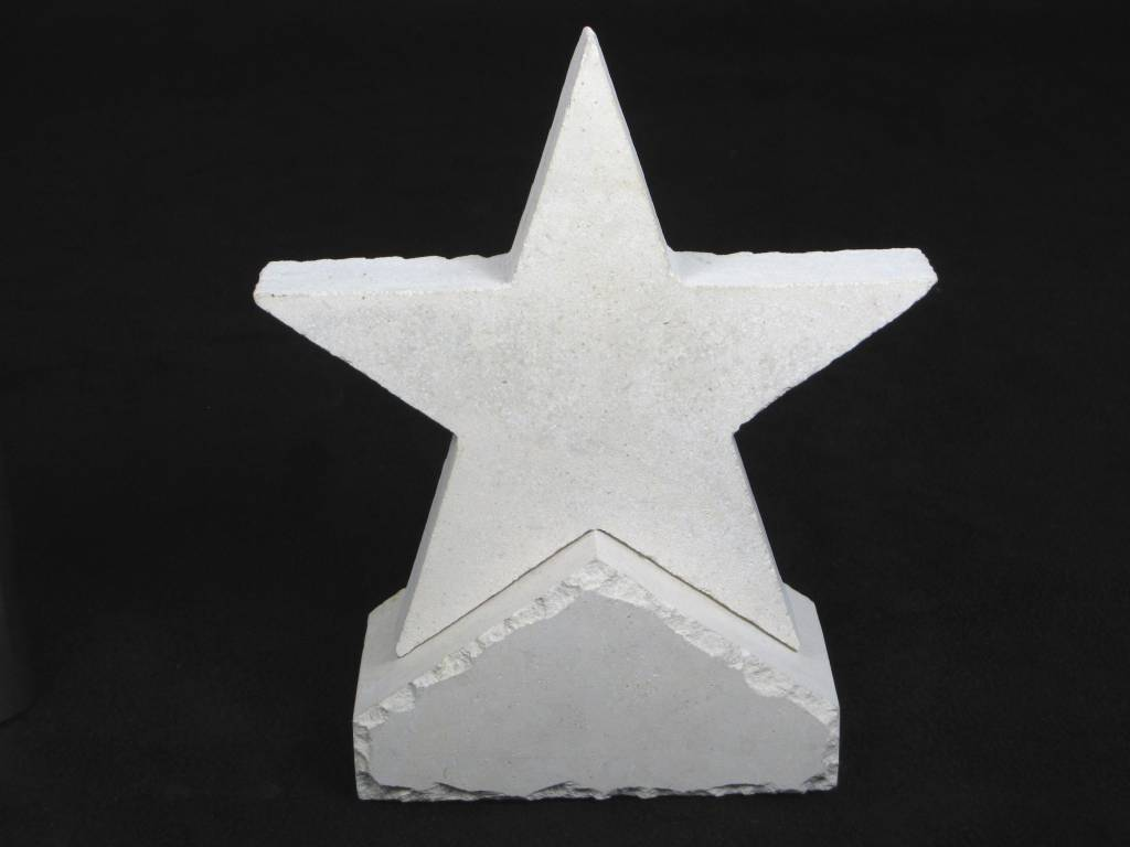 5 inch Star on Base