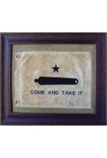 Texas Art - Gonzales Flag Medium