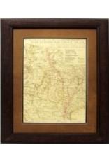 Texas Art - Lonesome Dove Trail Sm 18x24