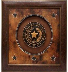 Texas Art - Texas Seal Large 36x36