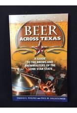 """Book: """"Beer Across Texas"""""""