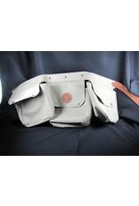 Bird Bag / tan / Texas State Seal