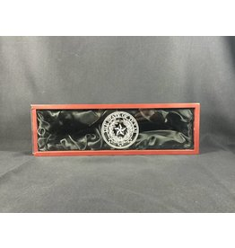 Bottle Holder  - Rosewood - Texas State Seal