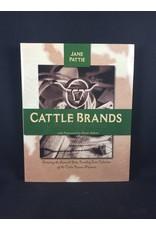"""Book: """"Cattle Brands"""""""