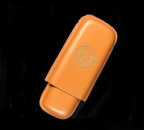 2 Cigar Case / Texas State Seal