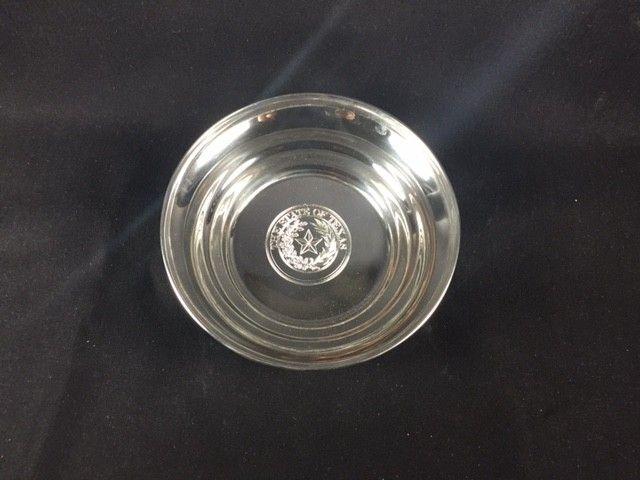 Coaster - Bowl - Texas State Seal