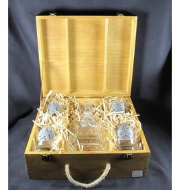 Texas Decanter Box Set - Texas Star