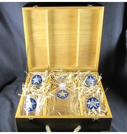 Texas Decanter Box Set -Texas Star EB