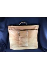Elite Garment Bag - Saddle - Texas State Seal