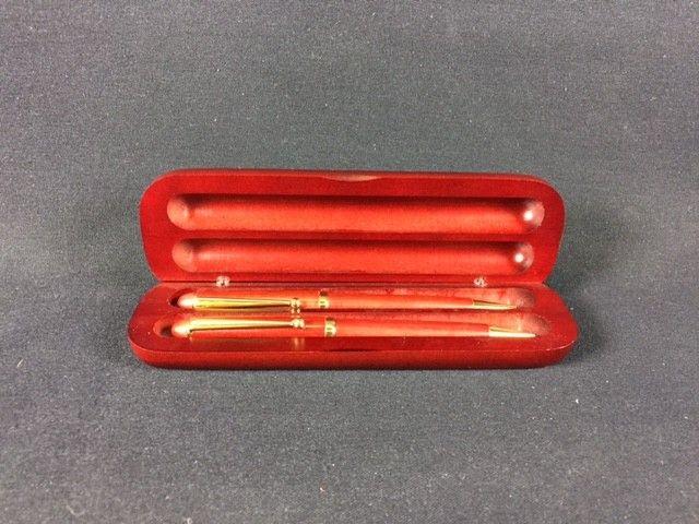 Executive Pen - Pencil Set - Texas State Seal