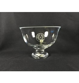 """Bowl - 8.5"""" - Monica - Footed - Texas State seal"""