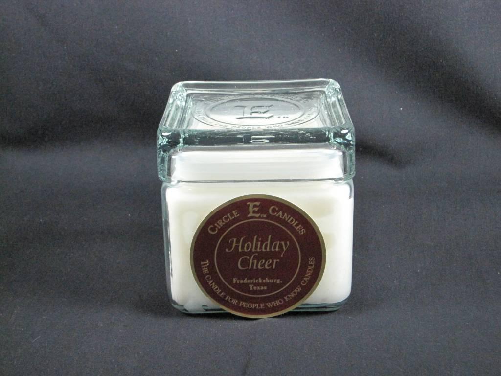 Circle E Candle / Holiday Cheer / 28oz