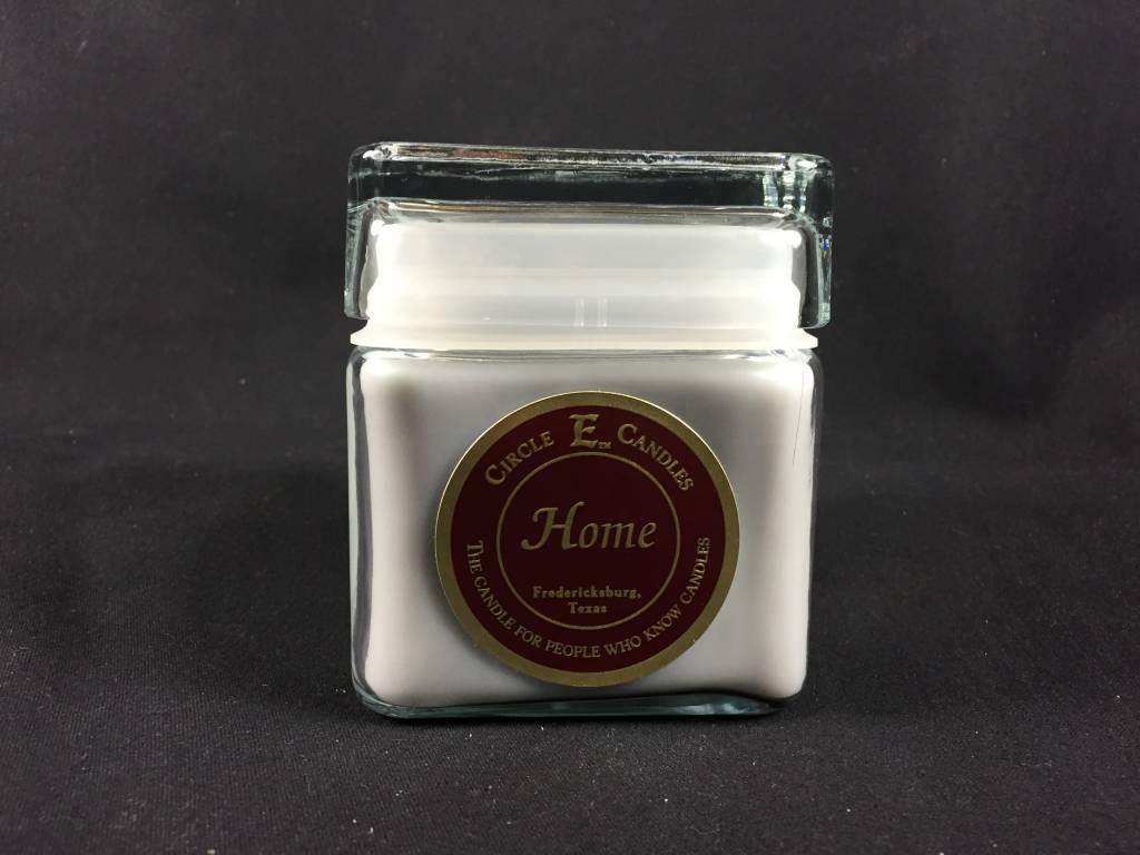 Circle E Candle - HOME - 12 oz
