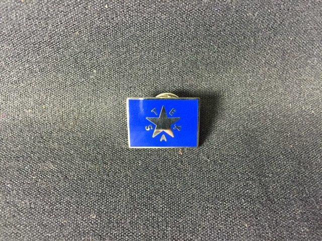 Lapel Pin - First Flag Republic