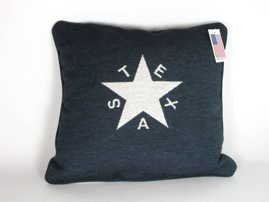 Texas Pillow - First Republic of Texas