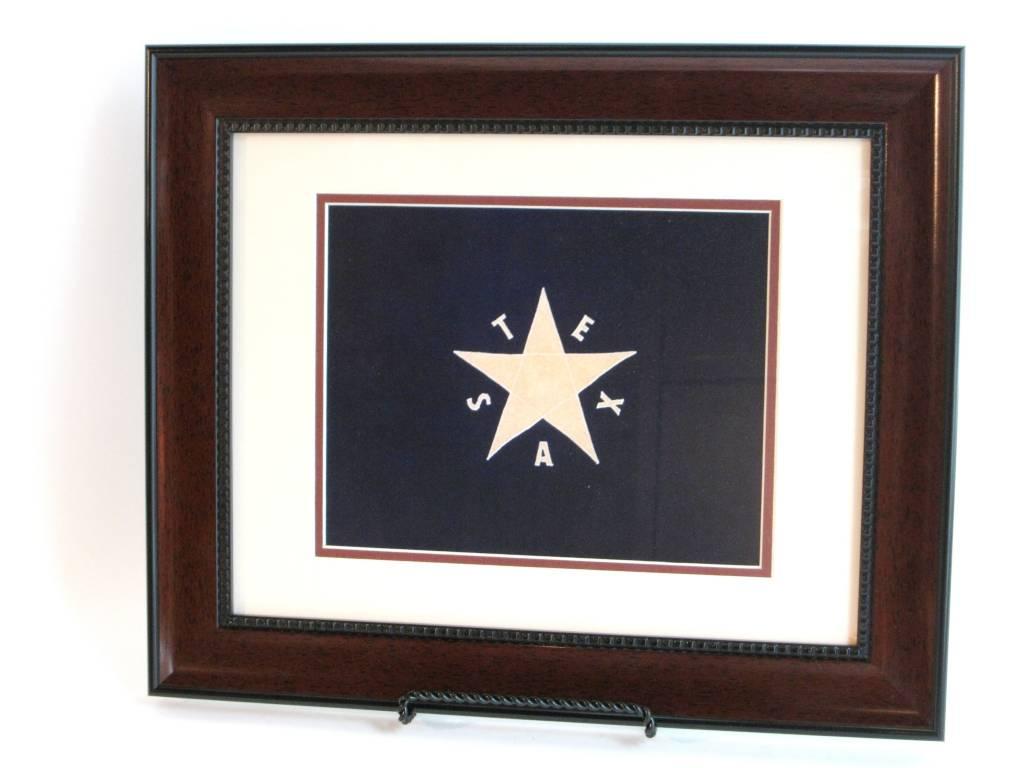 Print - First Flag of the Republic - Mahogany