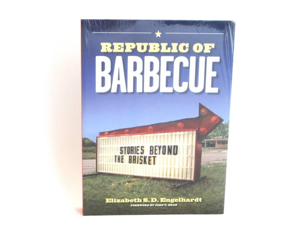 """Book: """"Republic of Barbecue"""""""