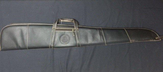 Shotgun Rifle Case - Antelope BRN - Texas State Seal