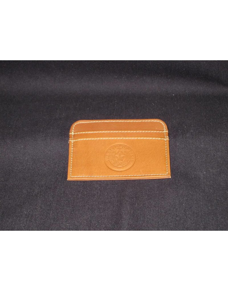Slim Business Card Case - SDL - Texas State Seal - Lone Star Legacies