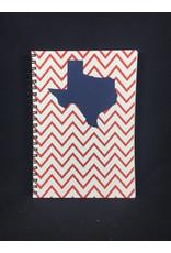 Spiral Notebook - Texas