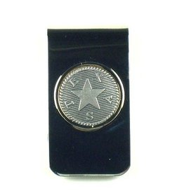 Money Clip - Texas Star