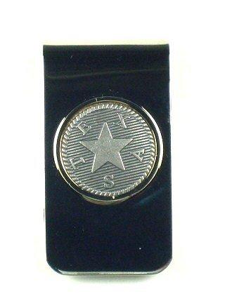 Money Clip - Texas Star