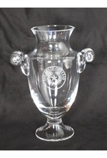"Trophy Vase - 10"" Champion - Texas State Seal"