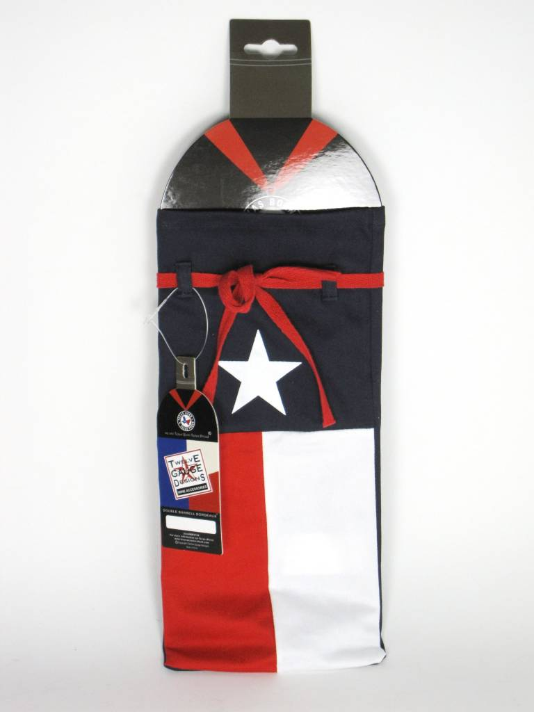 Wine Bag - Texas Flag