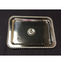 Tray - Texas State Seal - Med Rectangular Masthead