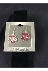 TAM Aggies Earrings