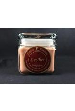 Circle E Candle - Leather - 28 oz