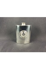 Flask - Pewter - Texas State Seal