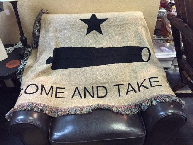 Texas Throw - Come and Take It - Mid
