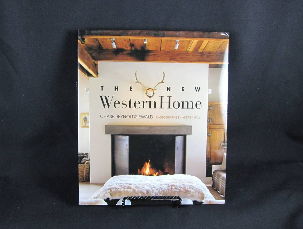 "Book: ""New Western Home"""