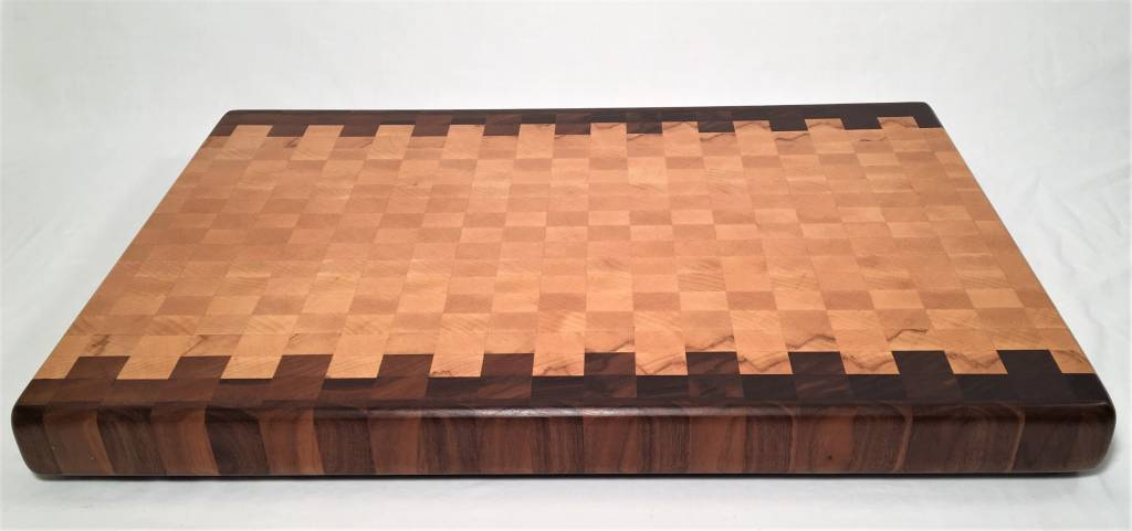 Richard Rose Culinary End Grain Combination Cutting Board