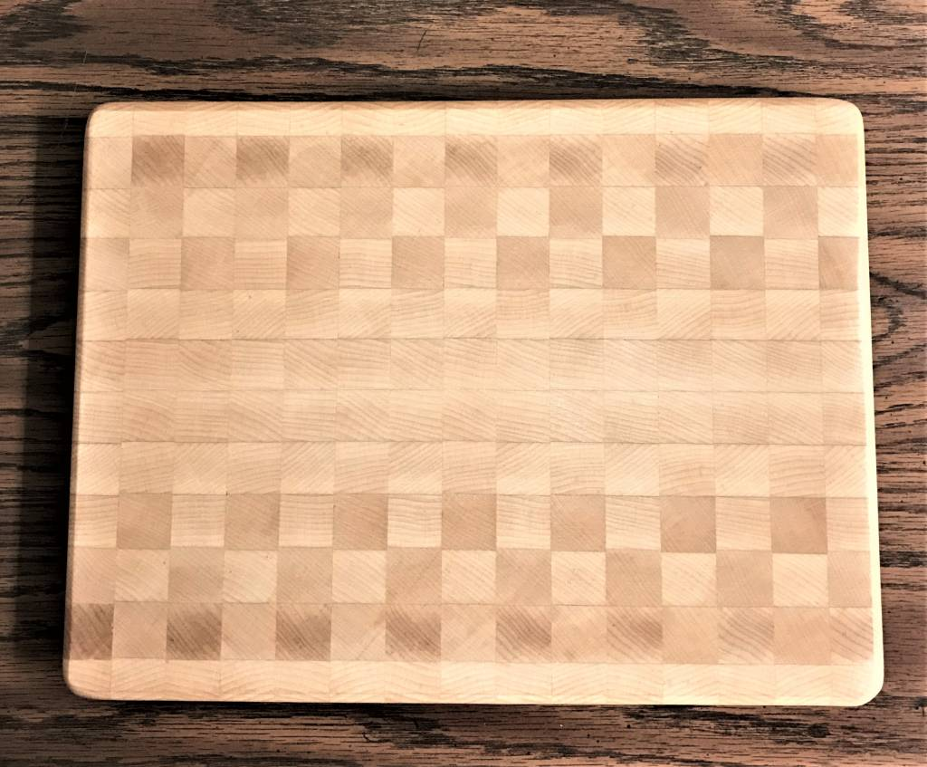 Richard Rose Culinary End Grain Maple Cutting Boards