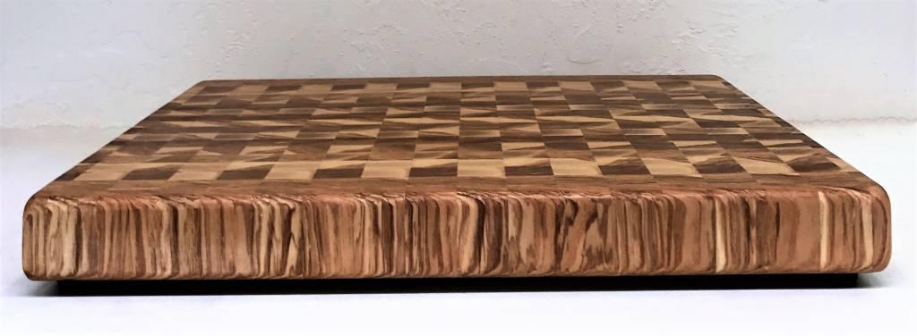 ... End Grain Ash Cutting Boards