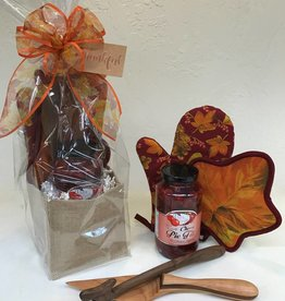 Richard Rose Culinary DC Cherry Pie Gift Basket