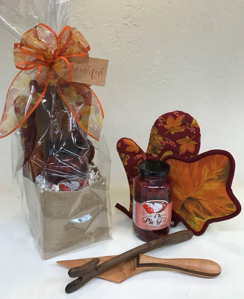Richard Rose Culinary DC Cherry Pie Gift Basket