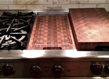 Stove Top and Griddle Covers