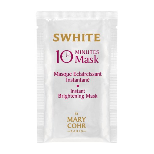 Mary Cohr SWHITE 10 Min. Masque x 7