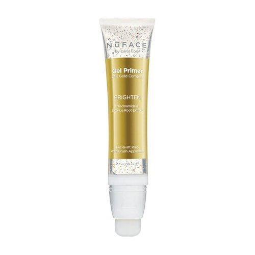 NUFACE Brighten 24k Gold Gel Primer